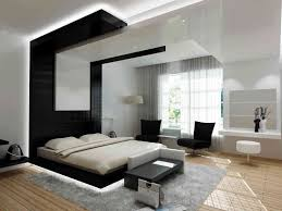 excellent futuristic lamp beds at the floor with white and black