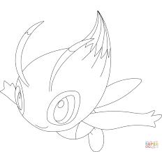 free pokemon printable coloring pages pokemon celebi coloring page pokemon celebi anime inside pokemon