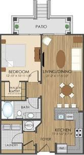 Floor Plan Of An Apartment Best 10 Small House Floor Plans Ideas On Pinterest Small House