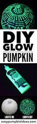 glow in the dark halloween party ideas glow in the dark pumpkin diy u2013 easy pumpkin ideas