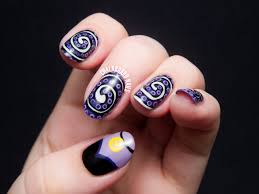 easy nail art characters top 55 disney nail art ideas be fun and cute with them