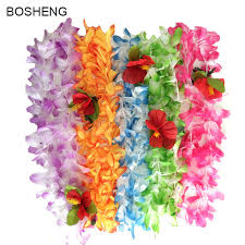 luau birthday party bosheng pack of 30 colorful flower tropical luau birthday party