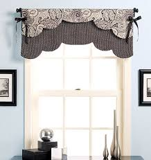 Nursery Valance Curtains Button Detail Valance Swag And Fabrics