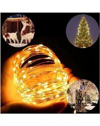 amazing deal on dimmable led string lights copper wire led starry