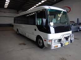 2003 mitsubishi fuso rosa n a white manual bus from carnet and buy