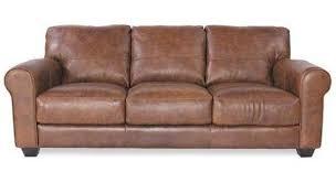 Soft Leather Sofa Soft Line 4452 4452 03 Leather Sofa Hudson S Furniture Sofas
