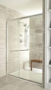 Fluence Shower Door Mesmerizing Kohler Frameless Shower Door Photos In Combination