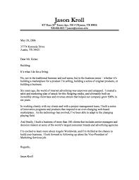 Resume For Professional Job by Cover Letter Examples 1 Letter Resume For An Example Of A Cover