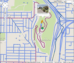 Map Street View Route Planning Ride With Gps Help