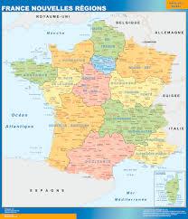 Lyon France Map Cartes Monde Et France Murales Netmaps France Netmaps Fr