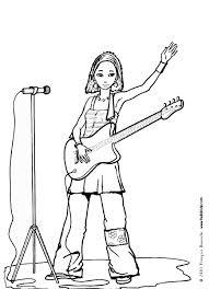 rock star coloring pages bltidm