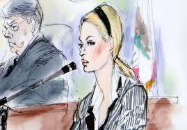 rare celeb courtroom sketches poppowwow