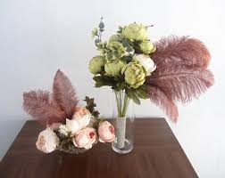 Ostrich Feathers For Centerpieces by Ostrich Feather Etsy