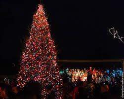 Christmas Tree Lighting Holiday Happenings Fuquay Varina Nc