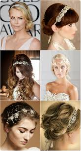 elastic hair band hairstyles why not try hair accessories in this autumn vpfashion