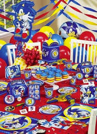 sonic the hedgehog party supplies sonic party decorations sonic party decorations deoniecio turner