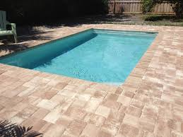 inspiration 25 pool brick pavers design ideas of brick paver pool