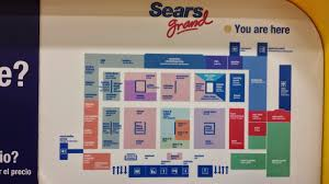 Gurnee Mills Map Louisiana And Texas Southern Malls And Retail Sears Grand Austin Tx