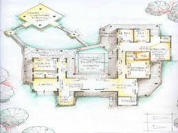 unique house plans open floor