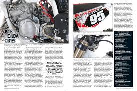 motocross action news vertex pistons inc
