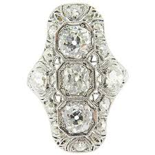 18 best diamond cocktail rings images on pinterest vintage