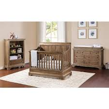 Convertible Cribs Babies R Us Bertini Pembrooke 4 In 1 Convertible Crib Rustic