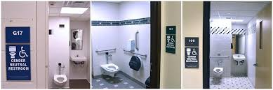 Gender Neutral Bathrooms In Schools - gender neutral restrooms where they are and why they u0027re important