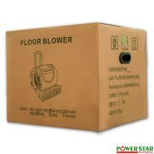 Floor Blower by Portable Ventilation Fans