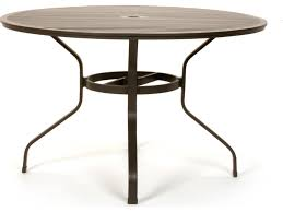 patio round table