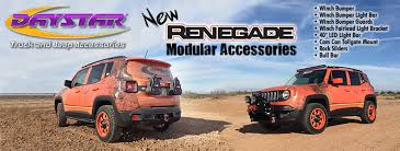 renegade jeep truck daystar u2014 driven by design
