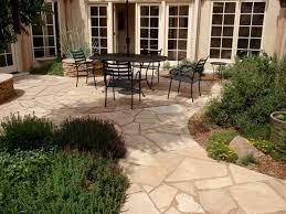 Backyard Patio Stones Outdoor Living Patio Floor Design Wooden Concrete Idea Stunning