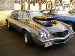 chevy camaro drag car 1979 chevrolet camaro drag car