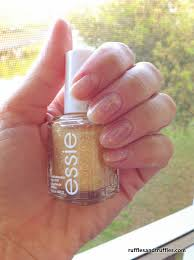 essie as gold as it gets