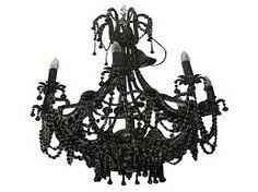 Black Gothic Chandelier Gothic Chandelier Google Search Halloween Pinterest Gothic