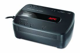 amazon com apc back ups 550va ups battery backup u0026 surge