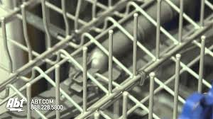 Stainless Steel Lg Dishwasher Lg Built In Stainless Steel Dishwasher Ldf7561st Overview Youtube