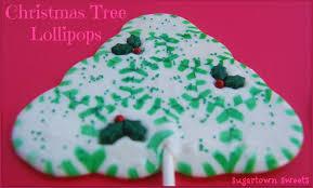 sugartown sweets christmas tree lollipops