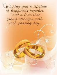 Wedding Day Greetings Wedding Day Wishes Quotes U2013 Quotesta