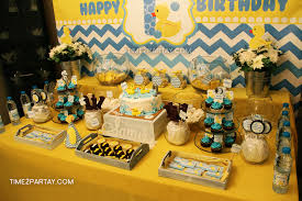 samir u0027s rubber ducky themed birthday party time2partay com