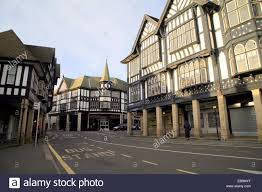 Tudor Architecture A Large Amount Of Black White Tudor Architecture Still Exists At