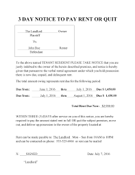 60 Day Notice Of Termination Of Tenancy by Notice To Quit Eviction Safe