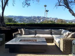 sexiest weho lounge actually be restoration hardware