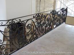 Wrought Iron Railings Interior Stairs Wrought Iron Railings For Home Interior And Exterior