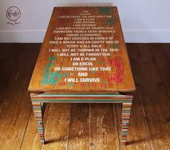 kitchen table adorable hand painted dressers for sale rustic