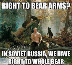 Bear Stuff Meme - the best of internet memes russia arms and bears