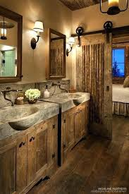 log cabin bathroom ideas cabin bathroom ideas decor a log cabin interior styles designs log