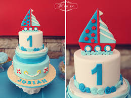 Decorative Cakes Atlanta Nautical Theme Birthday Cake Nautical Theme Birthday Party