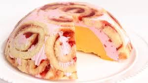 jelly roll ice cream bombe recipe laura vitale laura in the