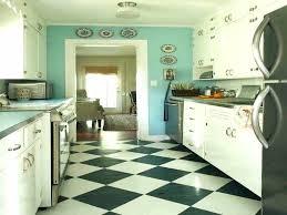 black and white kitchen floor ideas checkerboard kitchen floor amati