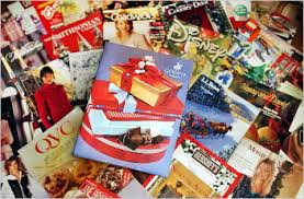 mail order catalogs pay monthly or weekly